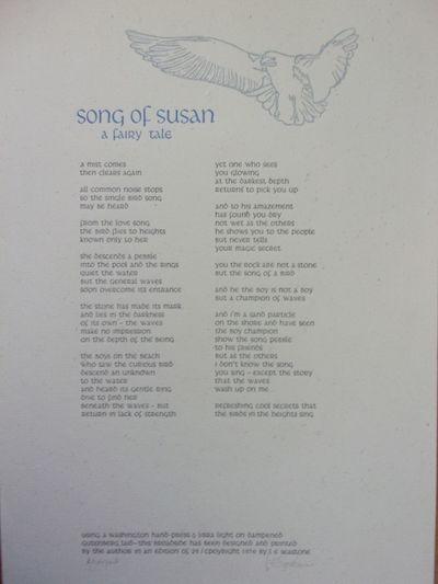 SONG OF SUSAN