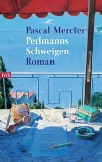 image of Perlmanns Schweigen: Roman