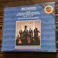 Beethoven: The Complete String Quartets, Vol. 1 (Early) (3-CD Set)
