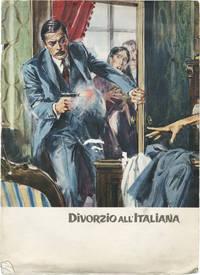 image of Divorce Italian Style (Original program for the 1961 film)