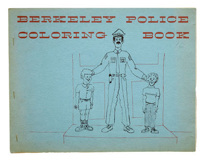 The Berkeley Police Coloring Book