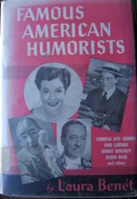 Famous American Humorists.