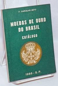 Catalogo de moedas de ouro do Brasil