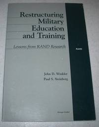 Restructuring Military Education and Training: Lessons from RAND Research