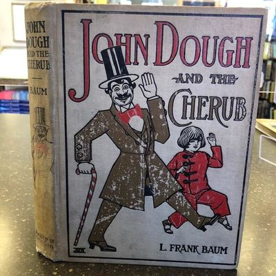 Chicago: Reilly & Britton, 1906. First Edition, Second Issue. Hardcover. Octavo, 314 pages; G+; Grey...