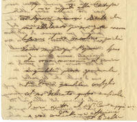 """Autograph letter signed """"Bellini"""" to Count Rodolphe Apponyi"""