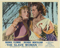 The Slave Woman [The Queen of Babylon] (Collection of 8 photographs from the 1954 film)