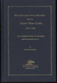 NEW ENGLAND VITAL RECORDS from the Exeter News-Letter 1831-40