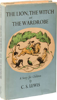 The Lion, the Witch, and the Wardrobe (First Edition)