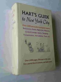 image of Hart's Guide to New York City