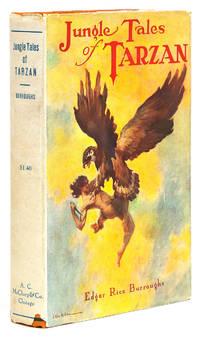 Jungle Tales of Tarzan by  Edgar Rice Burroughs - First edition - 1919 - from James Cummins Bookseller (SKU: 312141)
