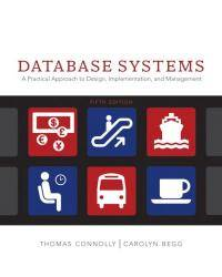 image of Database Systems: A Practical Approach to Design, Implementation and Management (5th Edition)