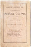 View Image 1 of 7 for Connecticut's Canterbury Tale, Its Heroine Prudence Crandall, and its Moral for To-Day Inventory #3890