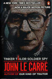 image of TINKER TAILOR SOLDIER SPY.