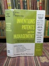 image of Inventions, Patents, and Their Management