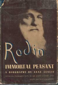 Rodin Immortal Peasant A biography