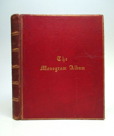 Paris, 1860. hardcover. fine. Commercially produced album to house a personal collection. 25 pages w...