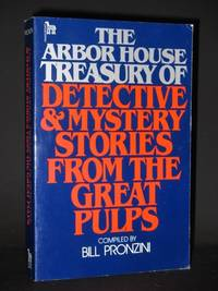 The Arbor House Treasury of Detective and Mystery Stories from the Great Pulps [SIGNED]