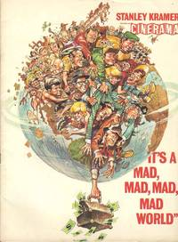 Stanley Kramer Presents in Cinerama It's a Mad, Mad, Mad, Mad World