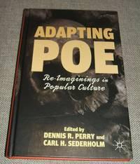image of Adapting Poe: Re-Imaginings in Popular Culture