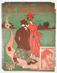 image of It Takes a Long Tall Brown-skin Gal to Make a Preacher Lay His Bible Down [sheet music]