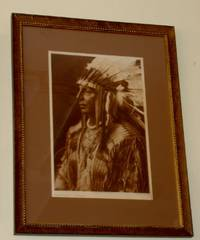 White Shield-Arikara.[The North American Indian, framed] by  Edward Sheriff Curtis - from Alcuin Books, ABAA-ILAB (SKU: 019742)