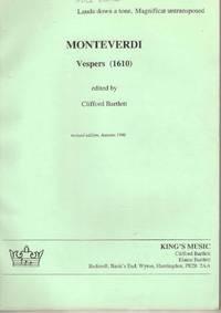 Monteverdi Vespers (1610)