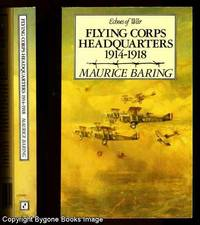 Echoes of War Flying Corps Headquarters 1914 - 1918