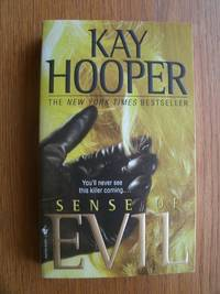 Sense of Evil by  Kay Hooper - Paperback - First Paperback edition later printing - 2004 - from Scene of the Crime Books, IOBA (SKU: biblio14492)