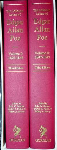 New York: The Gordian Press, 2008. Cloth. Fine. 2 volumes. Vol l: xlvii, 614 pages. Vol 2: , 617-132...