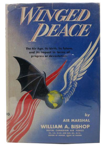 New York: Viking, 1944. 1st edition. Hardback. Dust jacket. VG/VG (some edgewear).. 175 pp. 8vo. The...