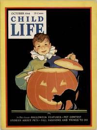 Child Life.  October 1944.