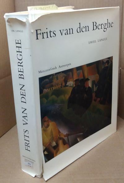 Antwerpen: Mercatorfonds, 1968. Hardcover. Quarto; VG/Poor; Ex-library; Hardcover with DJ; DJ spine,...