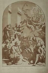 Martyre de Saint Ange.