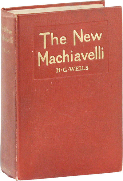New York: Duffield and Company, 1910. First American Edition. First Printing. Second issue, with quo...