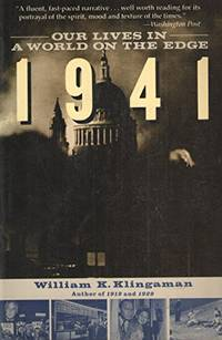 1941  Our Lives in a World on the Edge