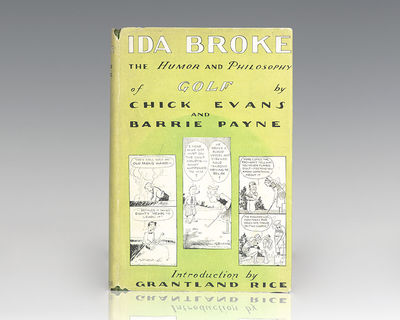 New York: E. P. Dutton & Co., Inc, 1929. First edition of this humorous collaboration between famous...