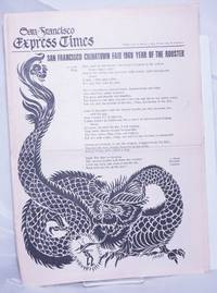 image of San Francisco Express Times: vol.2, #10, March 11, 1969: SF Chinatown Fair 1969 Year of the Rooster