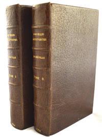 Histoire des Nouvelles Decouvertes Faites dans la Mer du Sud en 1767, 1768, 1769 & 1770. Hydrographie de la Mer du Sud. Vols I & II