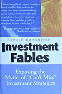 image of Investment Fables. Exposing the Myths of