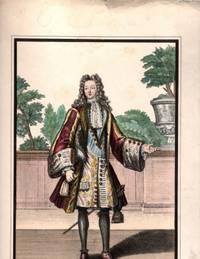 Monsieur Le Comte De Toulouse Lithograph