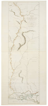 Course of the Mississippi from the Balise to Fort Chartres; taken on an Expedition to the Illinois in the latter end of the year, 1765