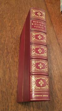 RUDYARD KIPLING'S VERSE. Definitive Edition by KIPLING. RUDYARD - First Edition - from Paul Foster Books and Biblio.co.uk
