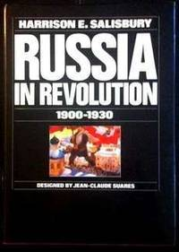 image of Russia in Revolution 1900-1930
