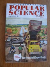 image of Popular Science Magazine: September 1955