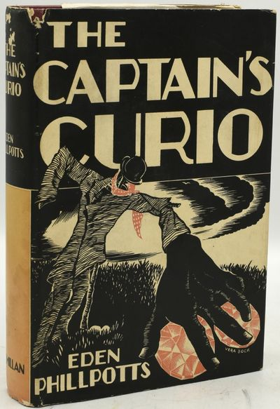 New York: The Macmillan Company, 1933. First Edition. Hard Cover. Very Good binding/Very Good dust j...