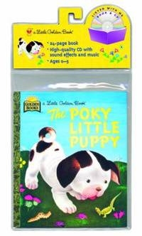 image of The Poky Little Puppy (Little Golden Book_CD)