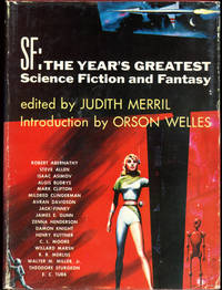 image of SF: THE YEAR'S GREATEST SCIENCE-FICTION AND FANTASY