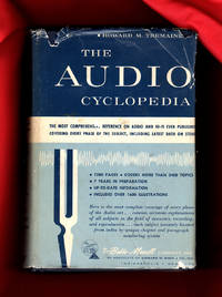 The Audio Cyclopedia / 1st Edition, 1st Printing April 1959 / Hugo Gernback Presentation/Association Copy, Signed, Inscribed and Dated  By Author