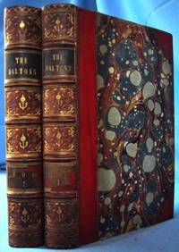 THE DALTONS OR THREE ROADS IN LIFE (VOLUMES #1 & #2) by  Charles Lever - First Edition - 1852 - from Nick Bikoff, Bookseller (SKU: 13203)